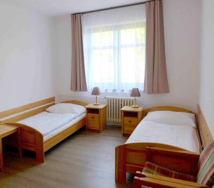 Fotogalerie - Hotel Ráztoka - pokoje DeLuxe