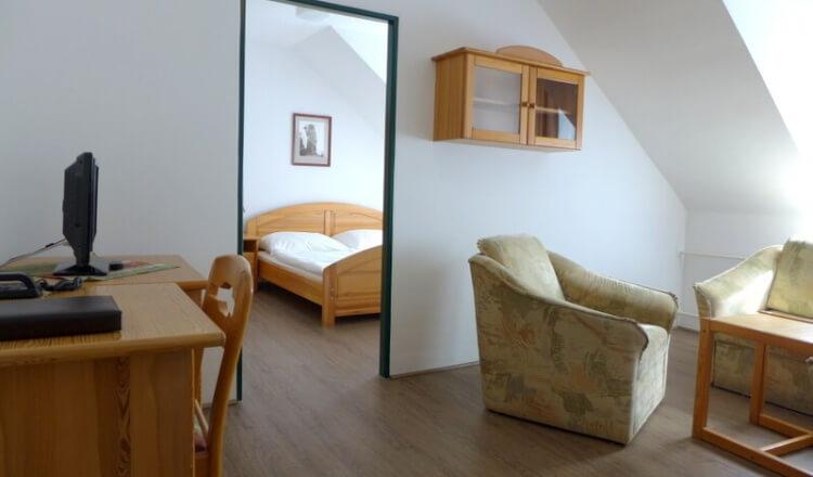 Apartmán - hotel Ráztoka