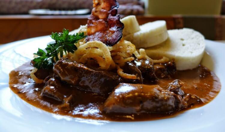 Denní menu hotelu Ráztoka - nabídka šéfkuchaře