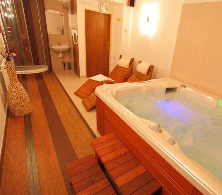 Fotogalerie Wellness - hotel Ráztoka
